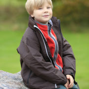 Kids Corrib Jacket Chocolate - Kids Collection - Horseware Ireland