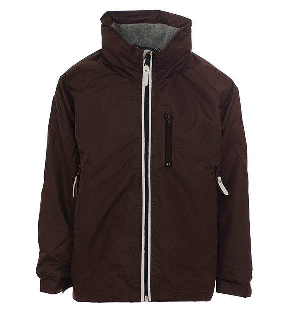 Kids Corrib Jacket Chocolate