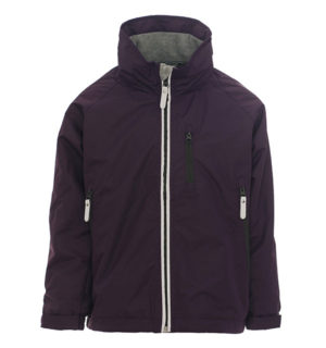 Kids Corrib Jacket Purple