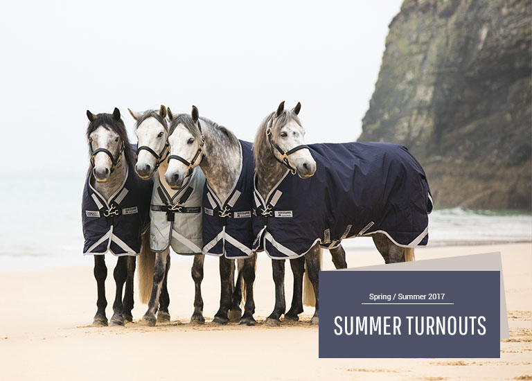 Summer Turnouts - Rambo Original with Leg Arches