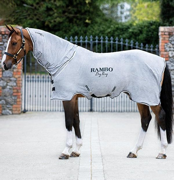Amigo Fleece Dog Rug: Horseware Fleece Rug