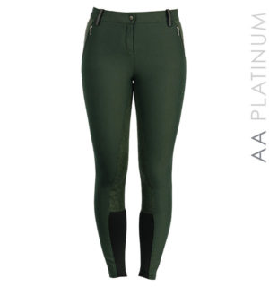 AA Selena Ladies Full Seat Breeches Pine Grove