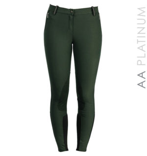AA Letta Ladies K/P Breeches Pine Grove