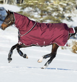 Rambo Duo Turnout 400g - The ultimate all season Rug - Horseware