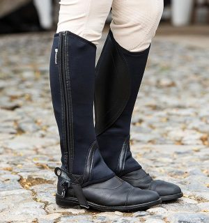 Horsewair Chap Black - Rider Accessories - Horseware Ireland