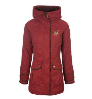 Elina Parka Jacket, for country and lifestyle living - Horseware Ireland