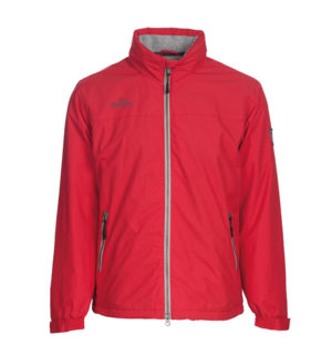 Corrib Jacket Red Showerproof - Classic Collection - Horseware Ireland