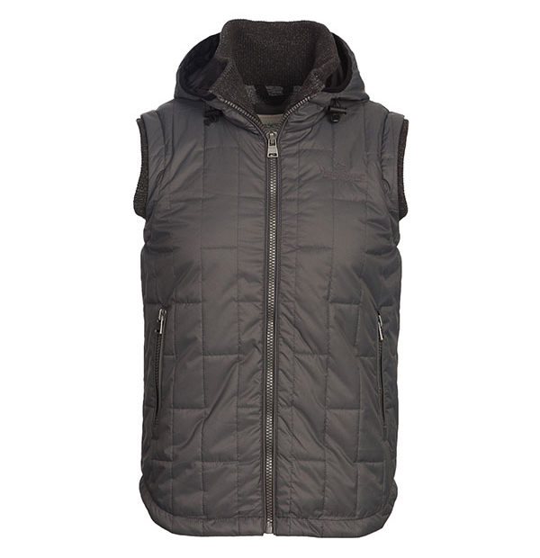 Finn Gilet, cool and trendy quilting - Horseware Ireland