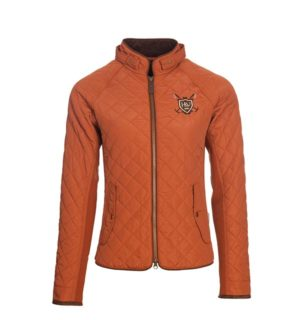 Heritage Jacket - Fabulous on trend design with cool suede trims