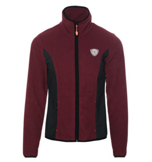 Keeva Technical Fleece Garnet