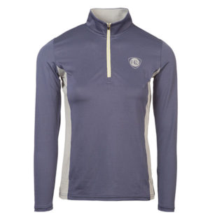 Winter Aveen Technical Top Night Shadow, wicking and antibacterial.