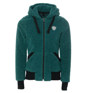 Fluffy Softie Storm Green