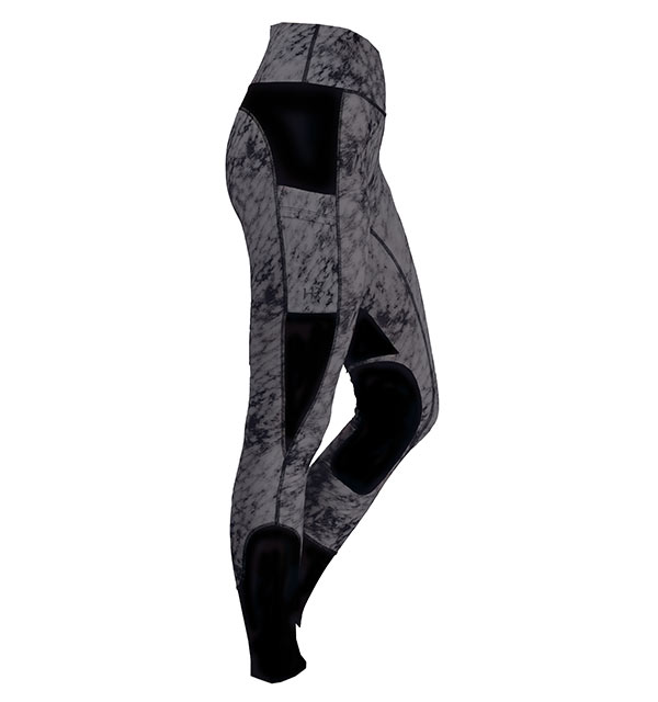 Horseware Riding Tights Dapple Print