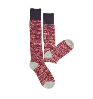 Winter Woolly Socks Berry - Ladies Collection - Horseware Ireland