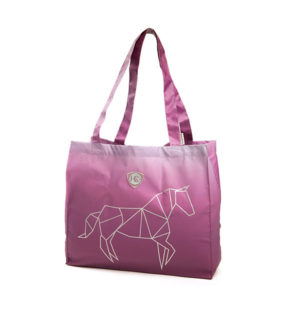 Fold Up Tote Berry - Ladies Collection - Horseware Ireland