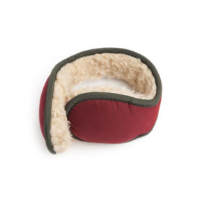 Ear Muffs Cabernet Wine, cosy and easy to wear - Horseware Ireland