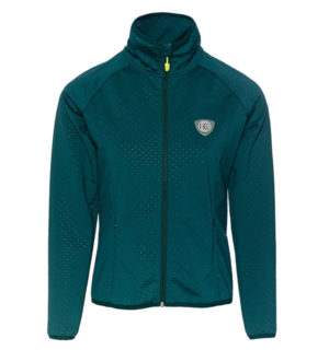 Alby Technical Softshell Storm Green