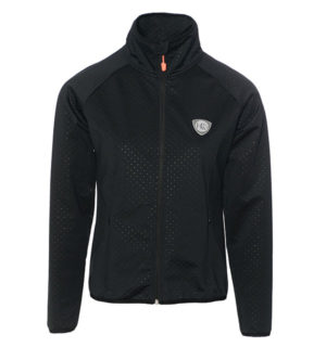 Alby Technical Softshell Raven