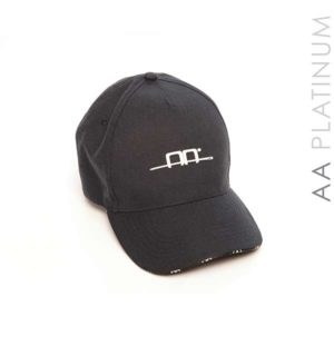 AA Waterproof Cap Navy - AA Platinum - Horseware Ireland