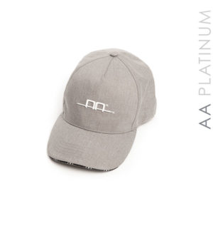 AA Waterproof Cap Stone Grey - AA Platinum - Horseware Ireland