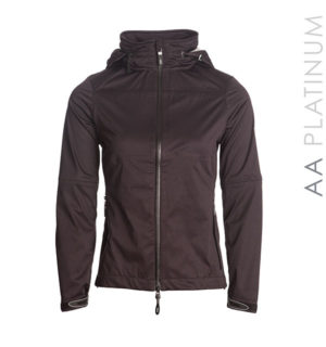 Acqua Waterproof Jacket Espresso - AA Platinum Collection