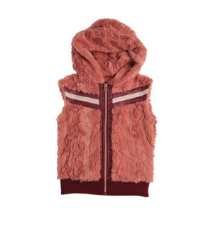 Super Lux Faux Fur Gilet, luxurious look and feel - Kids Collection