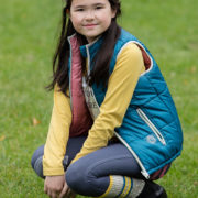 Reversible Padded Kids Gilet