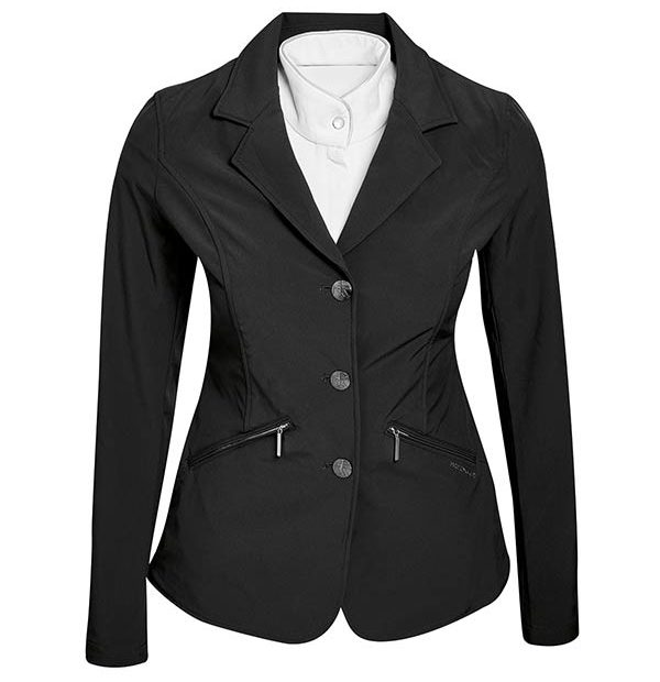 Ladies Competition Jacket Black