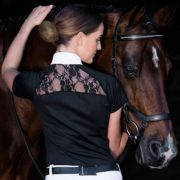 Sara Competition Shirt Black