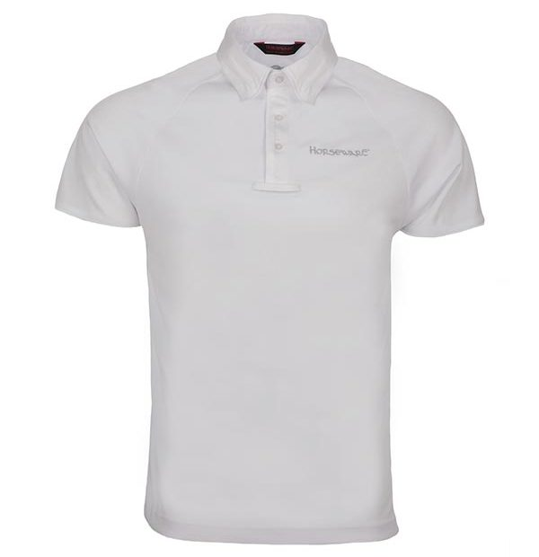 Men's Competition Shirt White