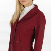 Ladies Competition Jacket Pomegranate