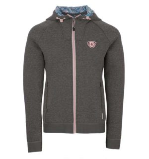 Lara Sports Hoody Dark Grey