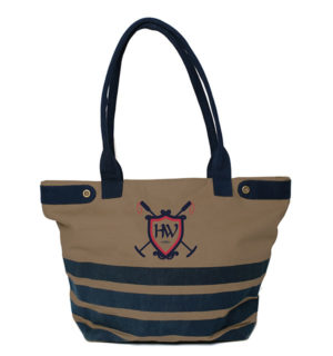 Nautical Canvas Bag
