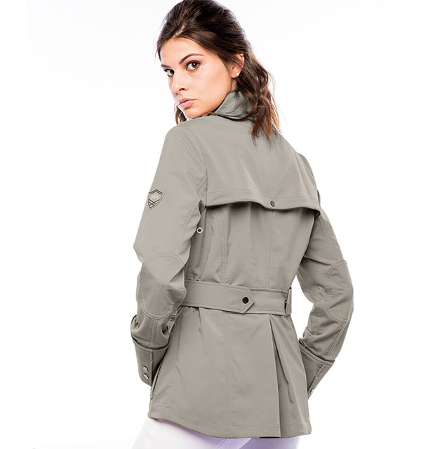 Imperia Lady Waterproof Jacket Taupe