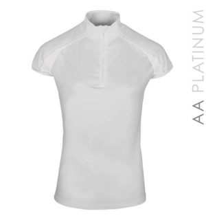Pula Competition Technical Top White