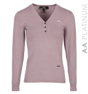 Casual Sweater Antique Plum