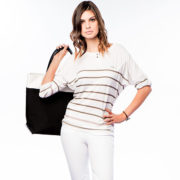 Sardara Long Sleeve Top With Snaps