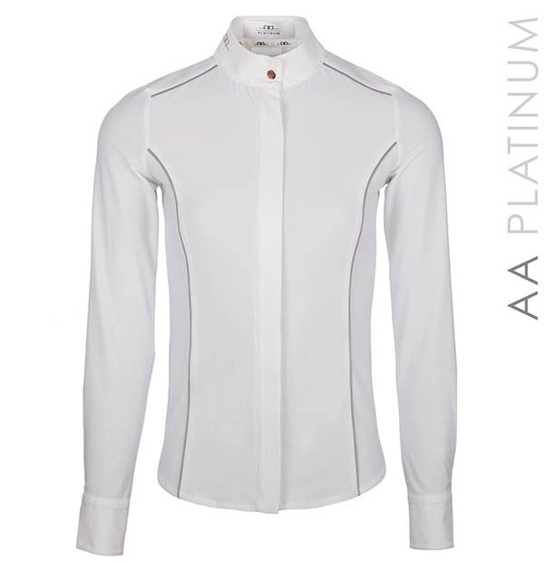 Lea Competition Shirt White