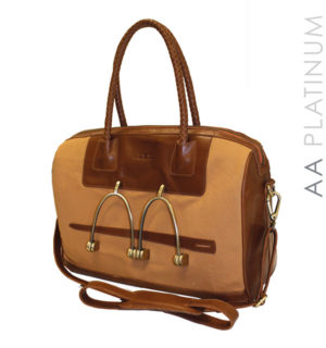 AA Travel Bag Tan