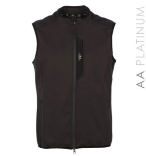 Arco Insulation Mens Vest Black