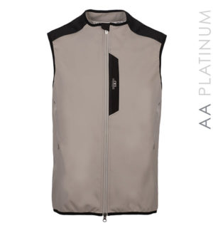 Arco Insulation Mens Vest Sandstone