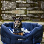 Rambo Dog Bed deluxe Fleece