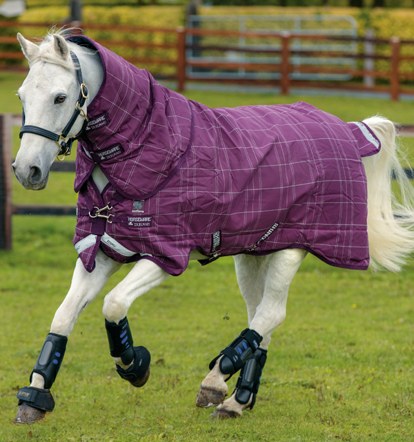 Rhino Plus With Vari Layer Rug Turnout Unique Barrier Technology Horseware Ireland