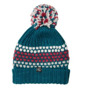 Girls Hat Teal