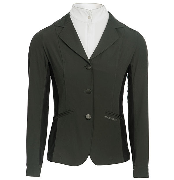 Air Mk2 Ladies Competition Jacket Hunter Green