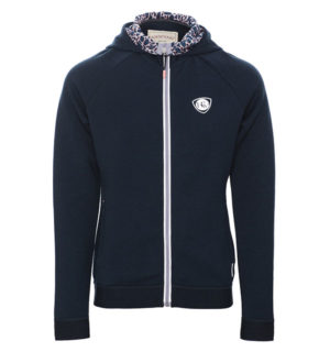 Lara Sports Hoody Navy - Ladies Collection