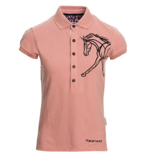 Flamboro Polo Coral - Ladies Collection