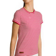 Sammy T-shirt Red/White