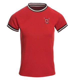 Technical Tee Shirt Scarlet