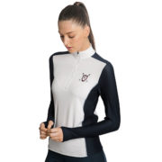Ellie Long Sleeve Technical Top